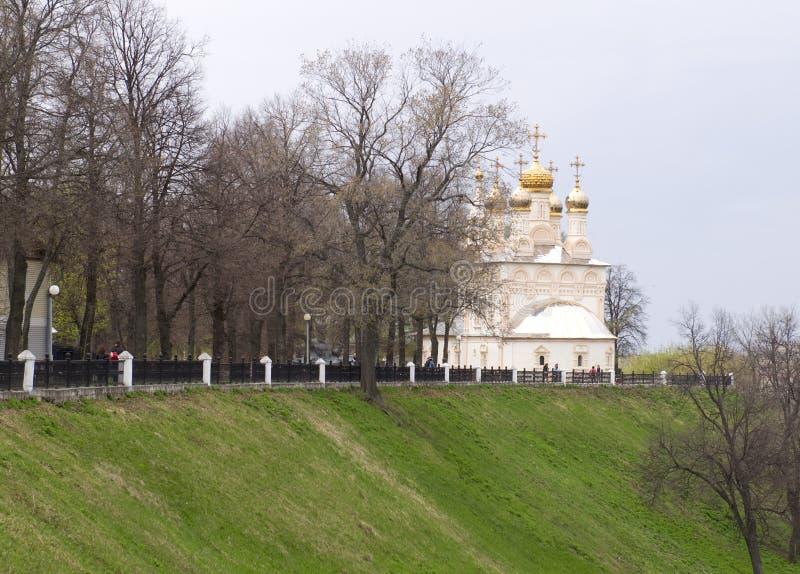 Ryazan het Kremlin. royalty-vrije stock foto's