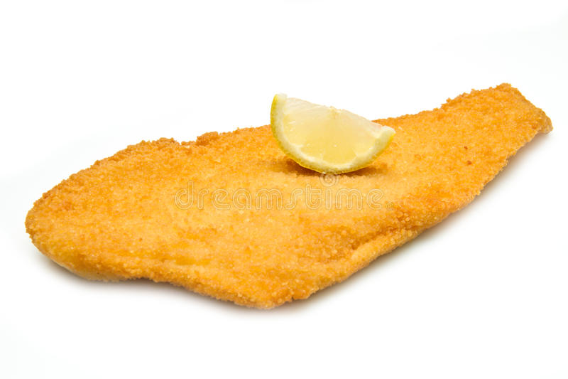 ryba smażąca fotografia stock
