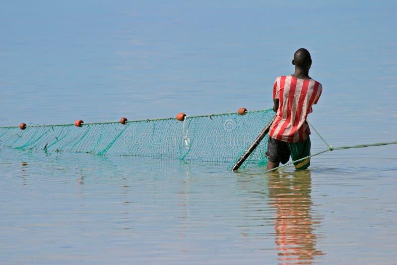 Download Rybak Afryce Południowej Mozambique Mozambiku Obraz Stock - Obraz: 1668371