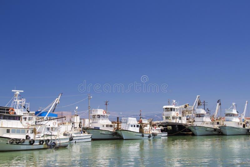 Rybaka ` s nabrzeże zdjęcie stock