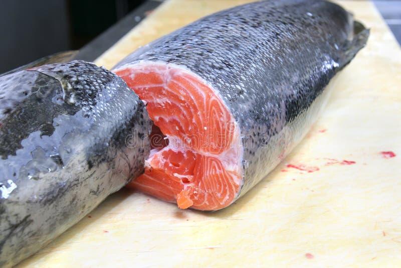 rybi łosoś obrazy stock