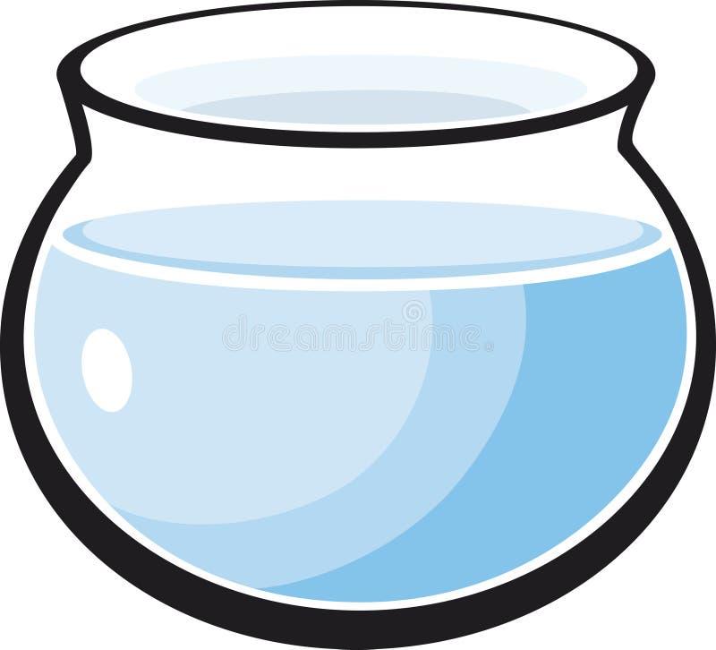rybi ilustracyjny zbiornik ilustracja wektor
