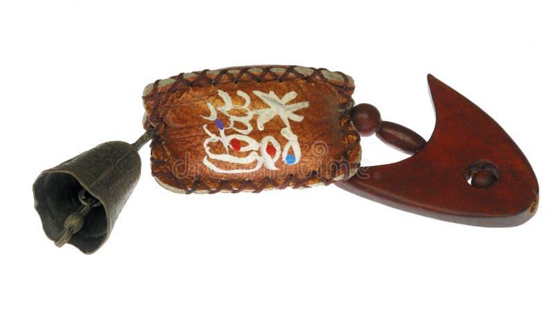 rybi rękodzieło drewniany zdjęcie stock