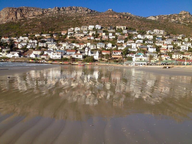 Download RYBIA HOEK plaża obraz stock. Obraz złożonej z ryba, piechur - 53775301