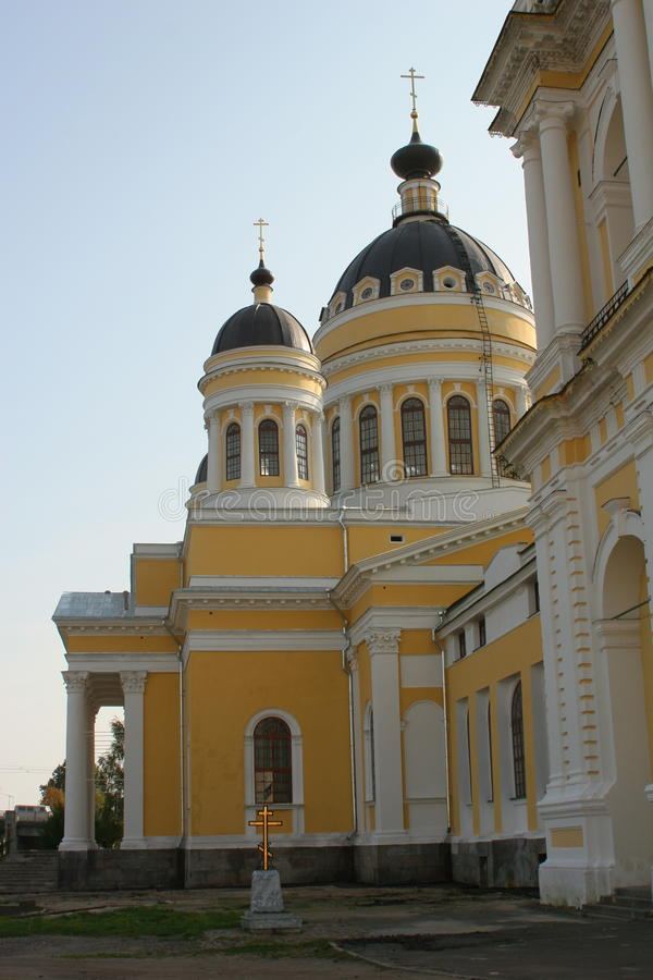 Rybinsk royalty-vrije stock afbeelding
