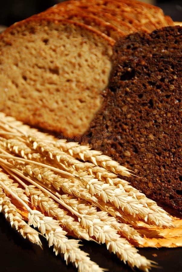 Rye bread stock photos