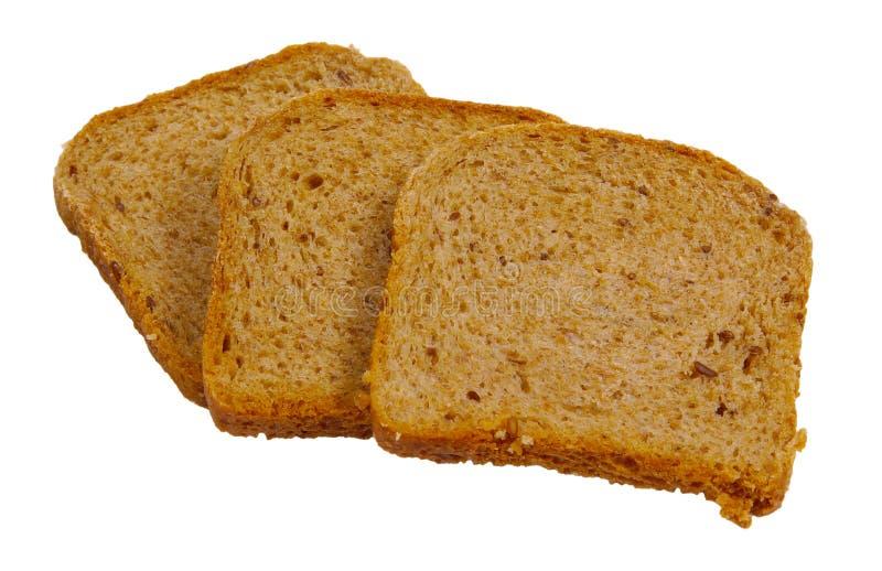 Rye-Brot 3 stockfoto