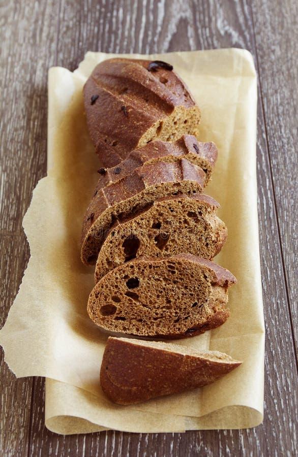 Rye-Brot. lizenzfreies stockbild