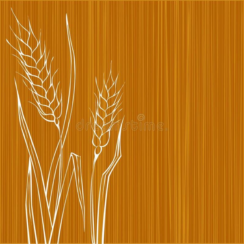 Rye Design Stock Image