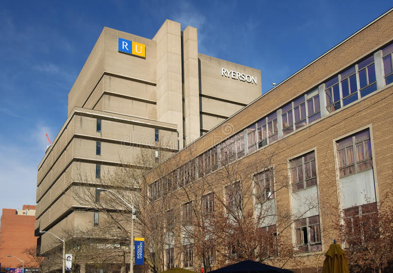 Download Ryerson University editorial photo. Image of building - 24320571