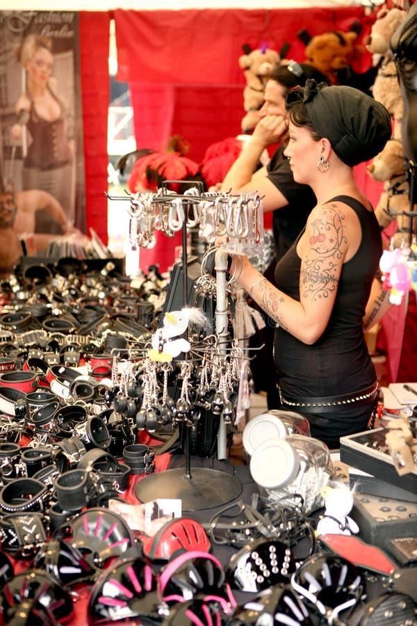 rynek budka rynek zdjęcie royalty free