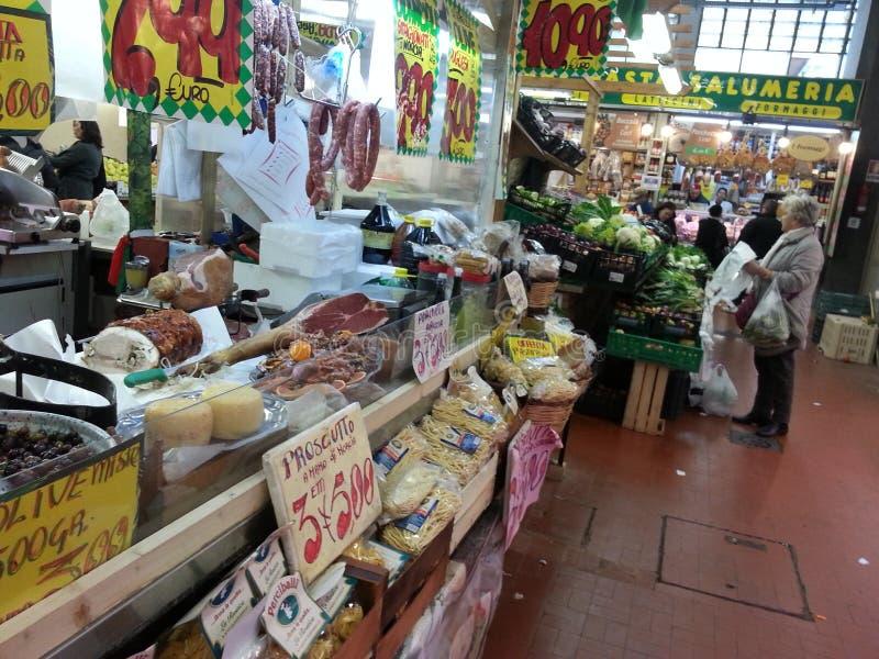 Rynek w Rom obrazy royalty free