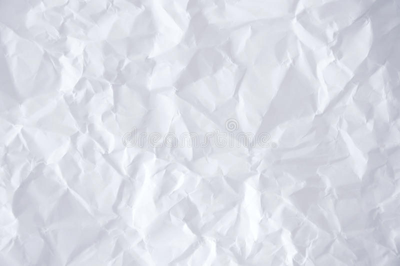 rynkat papper arkivfoton