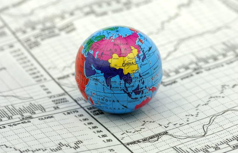 rynki globalne zdjęcia royalty free