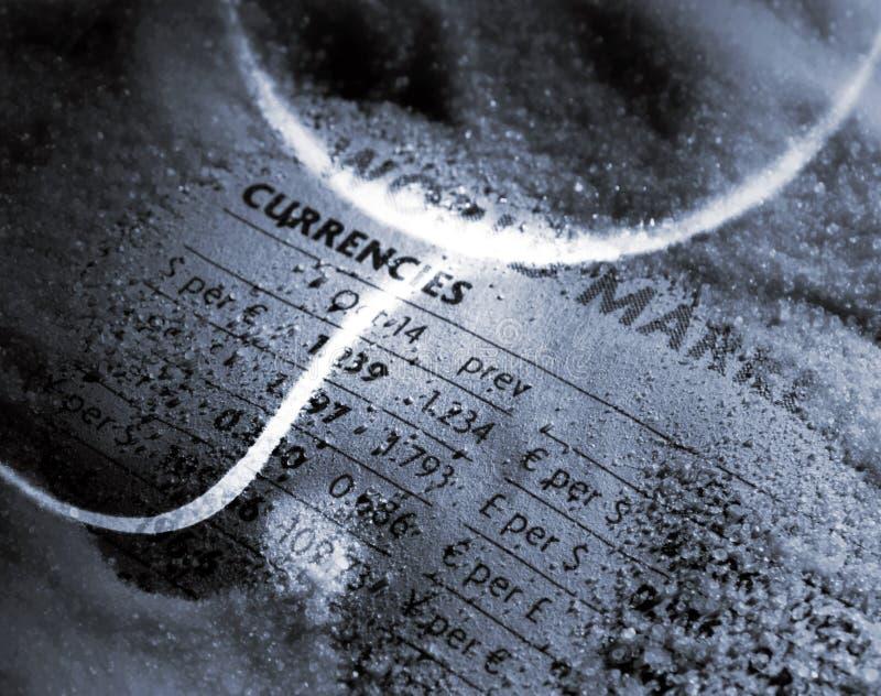 rynki walutowi światu. zdjęcia stock