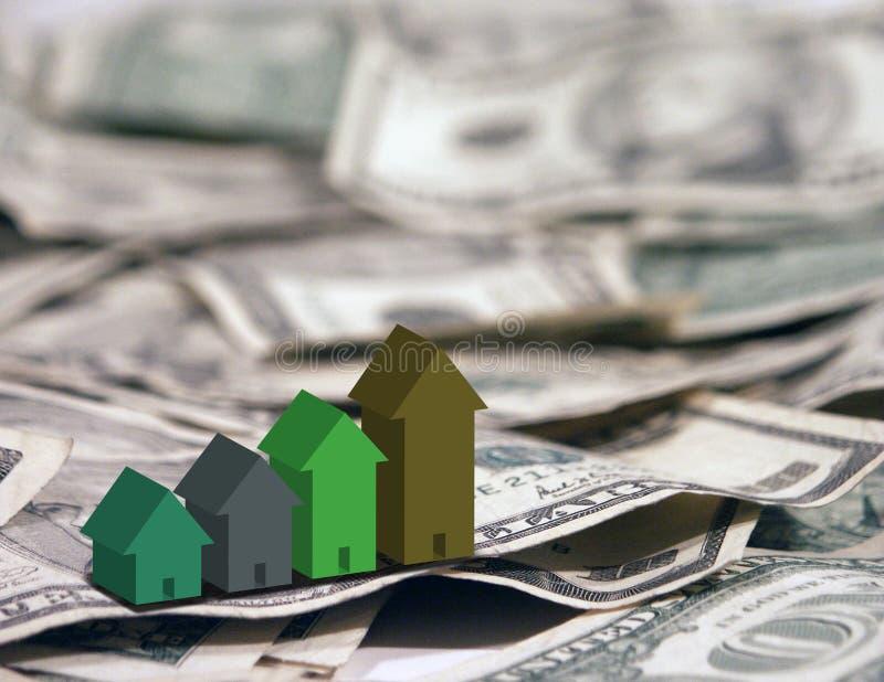 rynku mieszkaniowego obrazy stock