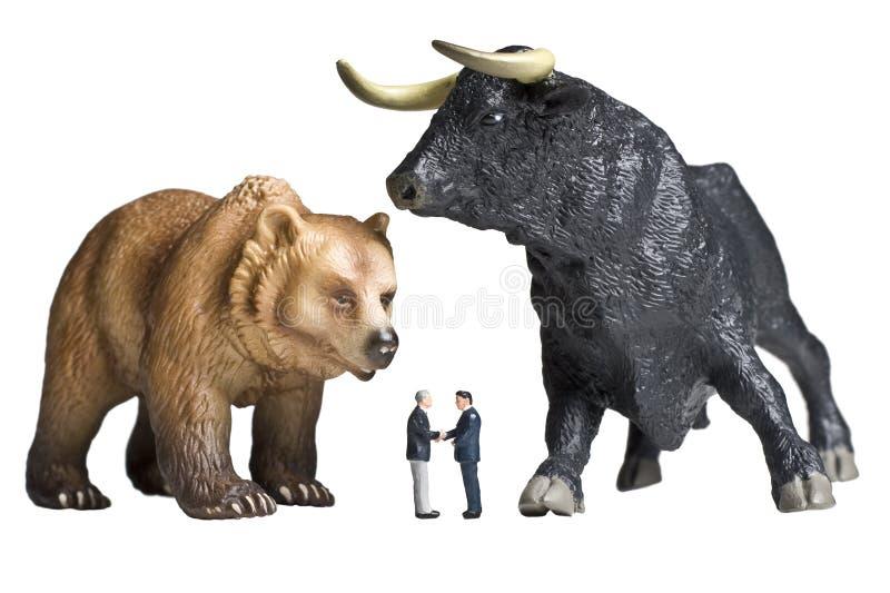 rynku zapas zdjęcie stock