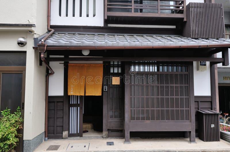 Ryokan fotografia de stock