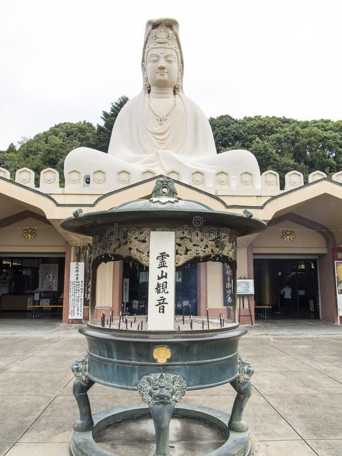 Ryozen Kannon纪念品 免版税图库摄影