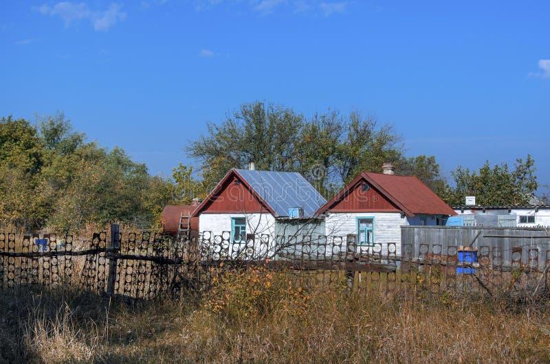 Rysk by arkivbilder