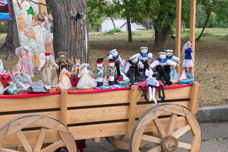 Rysk folkkonst royaltyfri fotografi