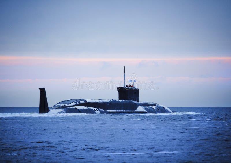 Rysk kärn- ubåt