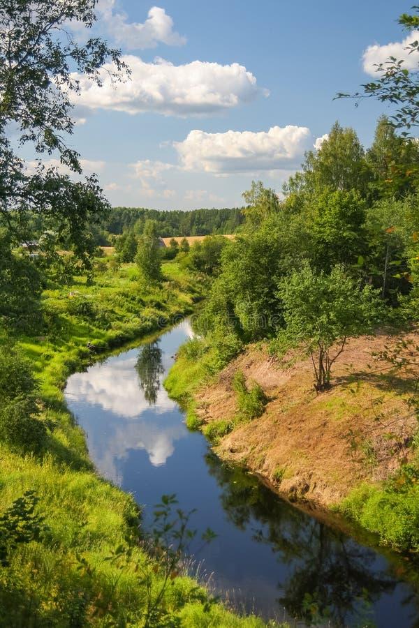 Rysk natur arkivfoto