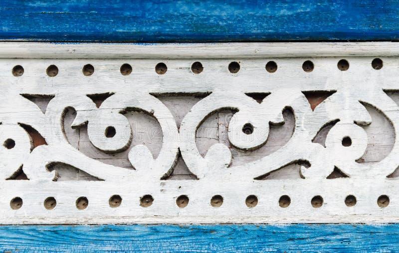 Rysk wood tråd royaltyfri fotografi