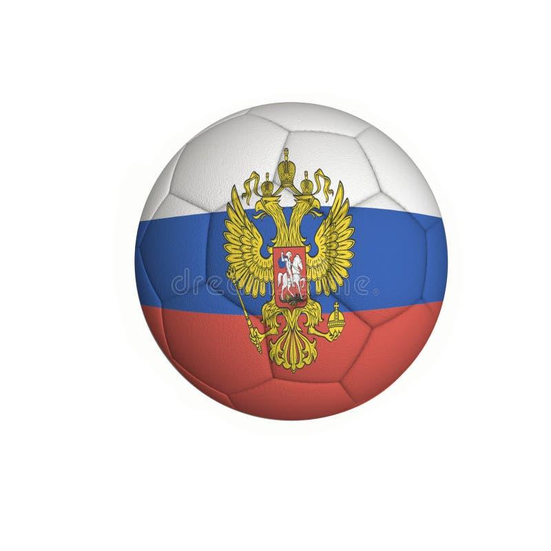 Ryssland fotboll royaltyfri fotografi