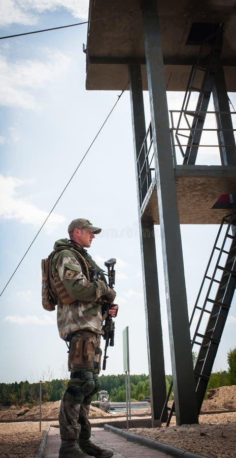 Ryssland-Ukraina gräns fotografering för bildbyråer