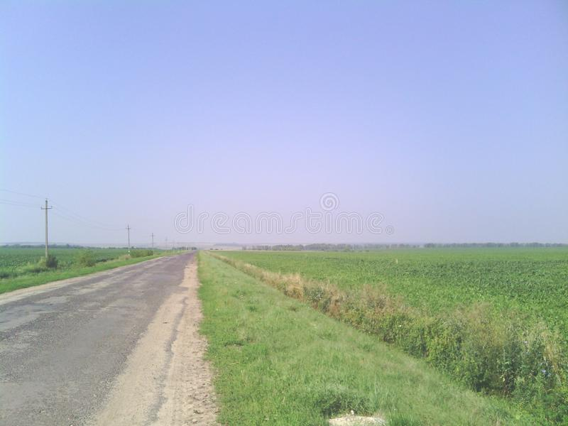Ryssväg arkivbilder