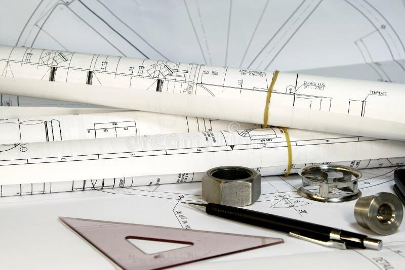 rysunki strukturę narzędzi obraz stock