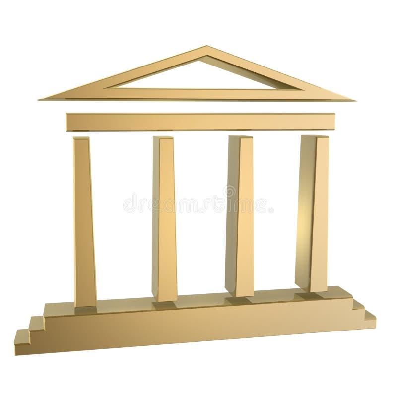 rząd budynku. ilustracja wektor
