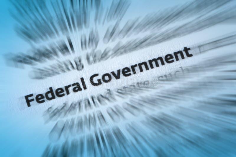 Rząd Federalny obrazy stock