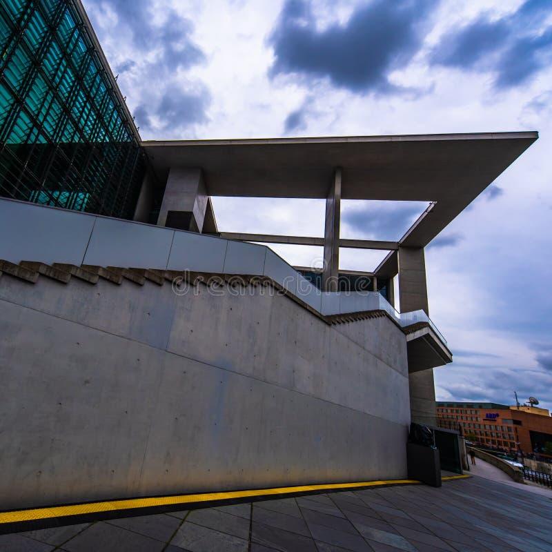 Rządowy budynku marie-elisabeth-là ¼ ders-haus w Berlin fotografia stock