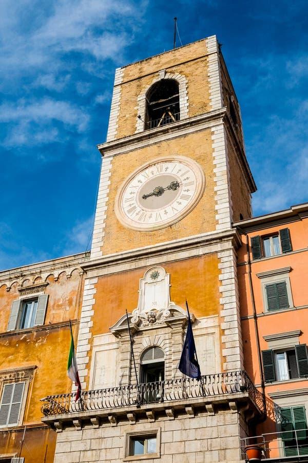 Rządowy pałac w Ancona zdjęcie royalty free