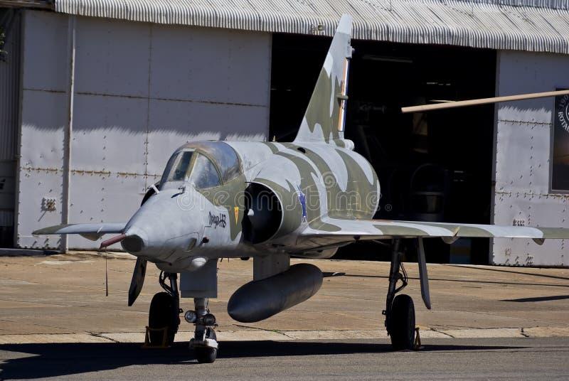 RZ del espejismo III de Dassault-Breguet - SAAF 835 imágenes de archivo libres de regalías