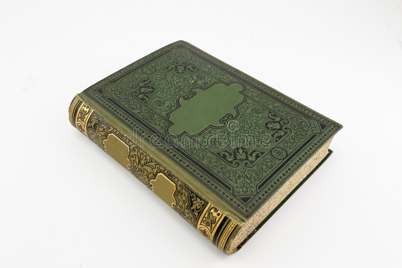 rzadka książka stary obrazy royalty free