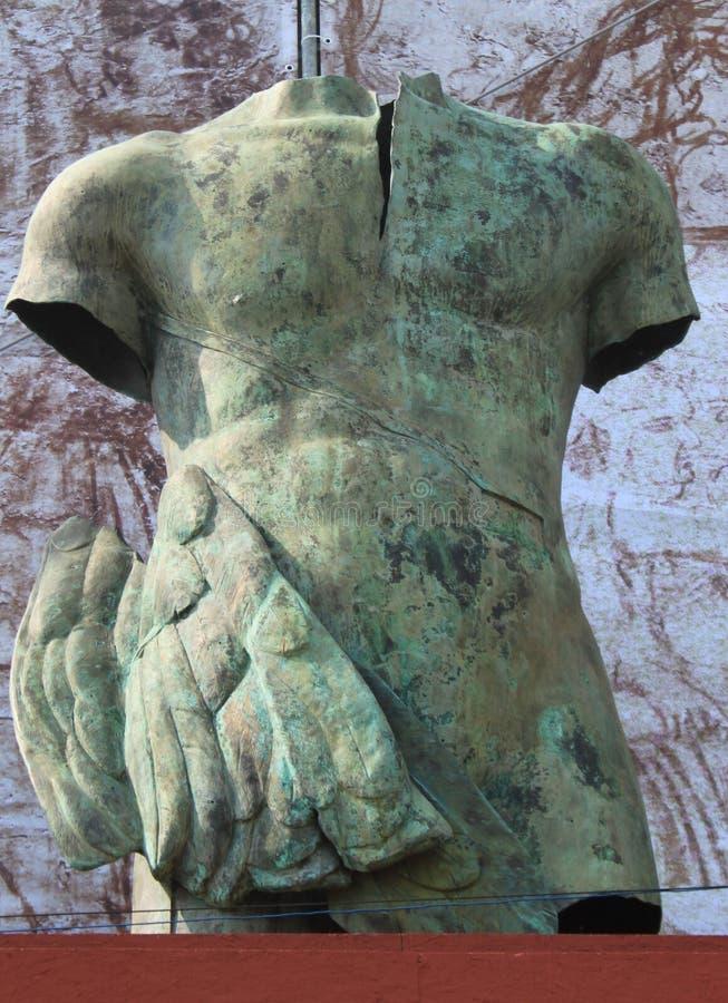 Rzeźba Pisa, Włochy fotografia royalty free