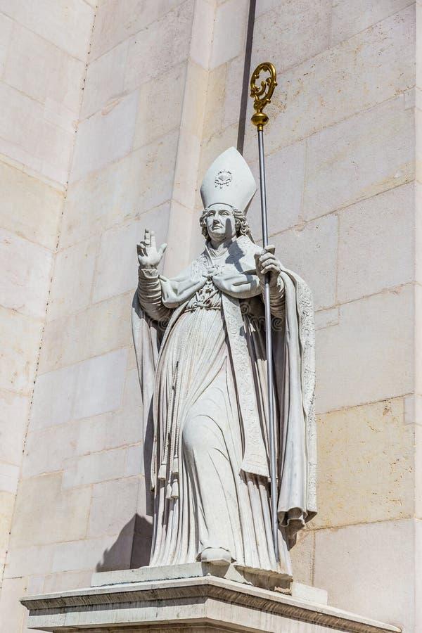 Rzeźba St Salzburg, Austria, Europa obraz stock