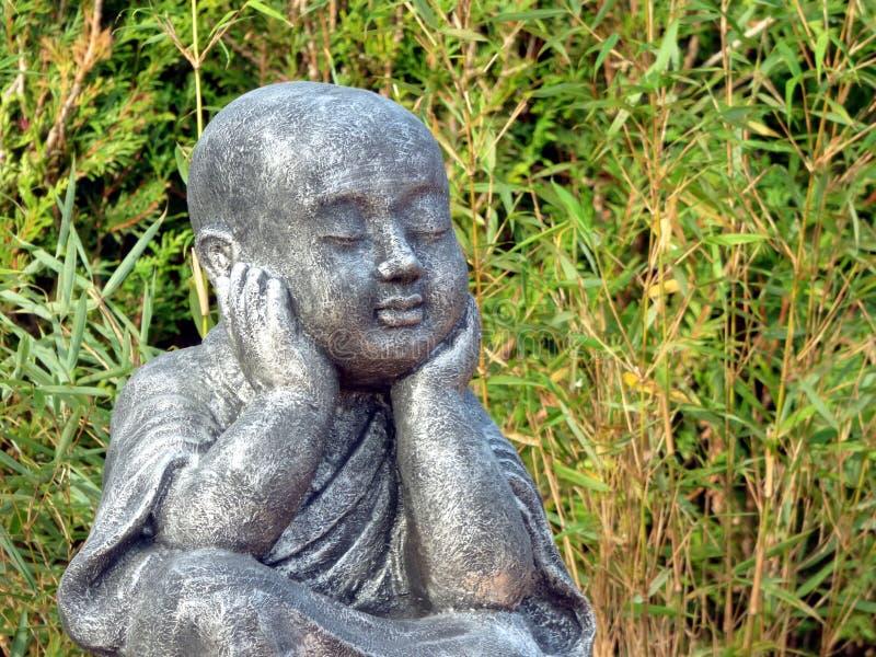 Rzeźba, statua, trawa, Kamienny cyzelowanie