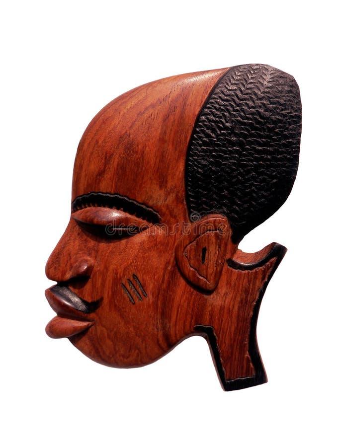 rzeźby afrykańskiego drewna obrazy royalty free