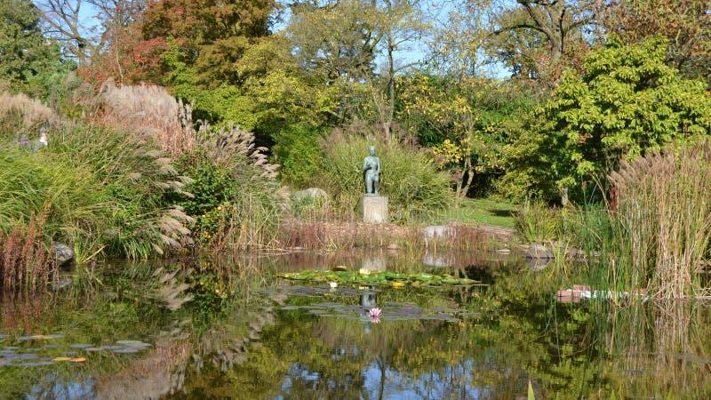 Rzeźby grugapark zdjęcie stock