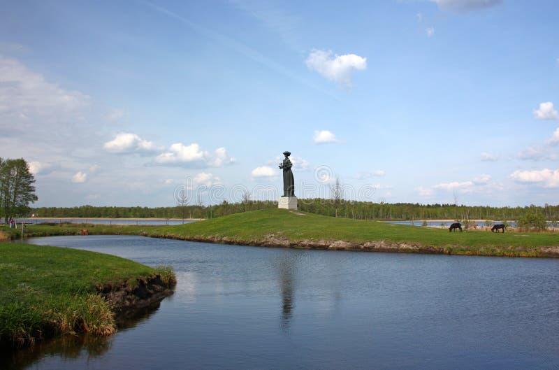 Rzeźby Krizhkalnisskaya matka obrazy stock