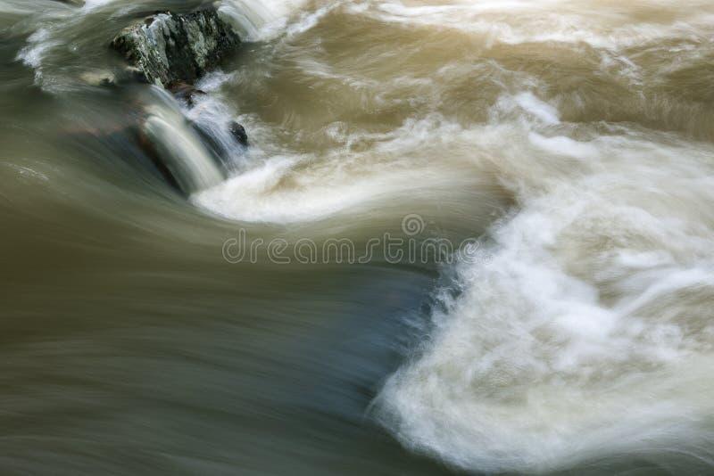 Rzeczny strumień zdjęcie stock