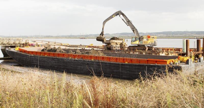 Rzeczny Thames ujście uk obrazy stock