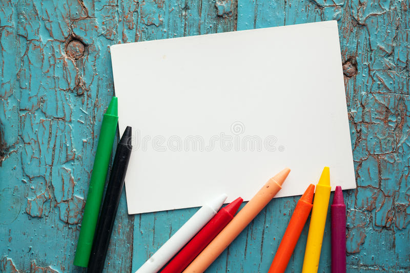 Rzeczy dla children twórczości fotografia royalty free