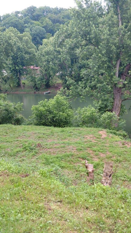 Rzeka 2 zdjęcia stock