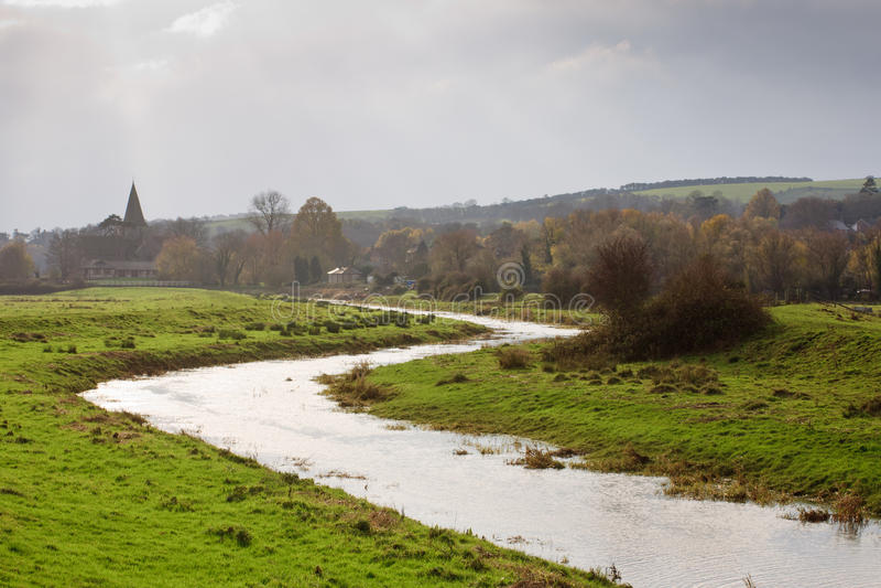 rzeka obrazy stock