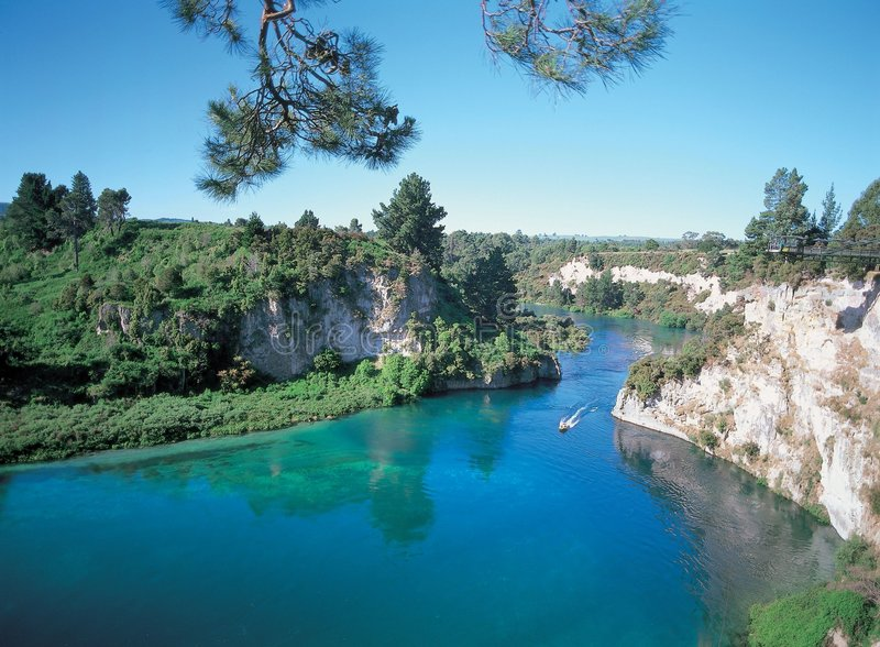 rzeka natury zdjęcia royalty free